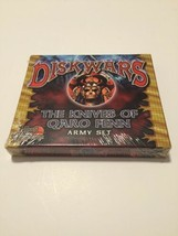 Diskwars Moon Over Thelgrim Knives of the Qaro Fenn Box Factory Sealed - $21.78