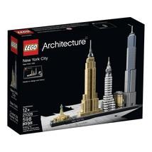 LEGO Architecture New York City Skyline Model 21028 Building Toy Set (59... - $90.66