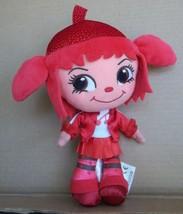 Sugar Rush Jubileena 10 Inch Doll Wreck It Ralph Disney Store Embroidere... - $19.79