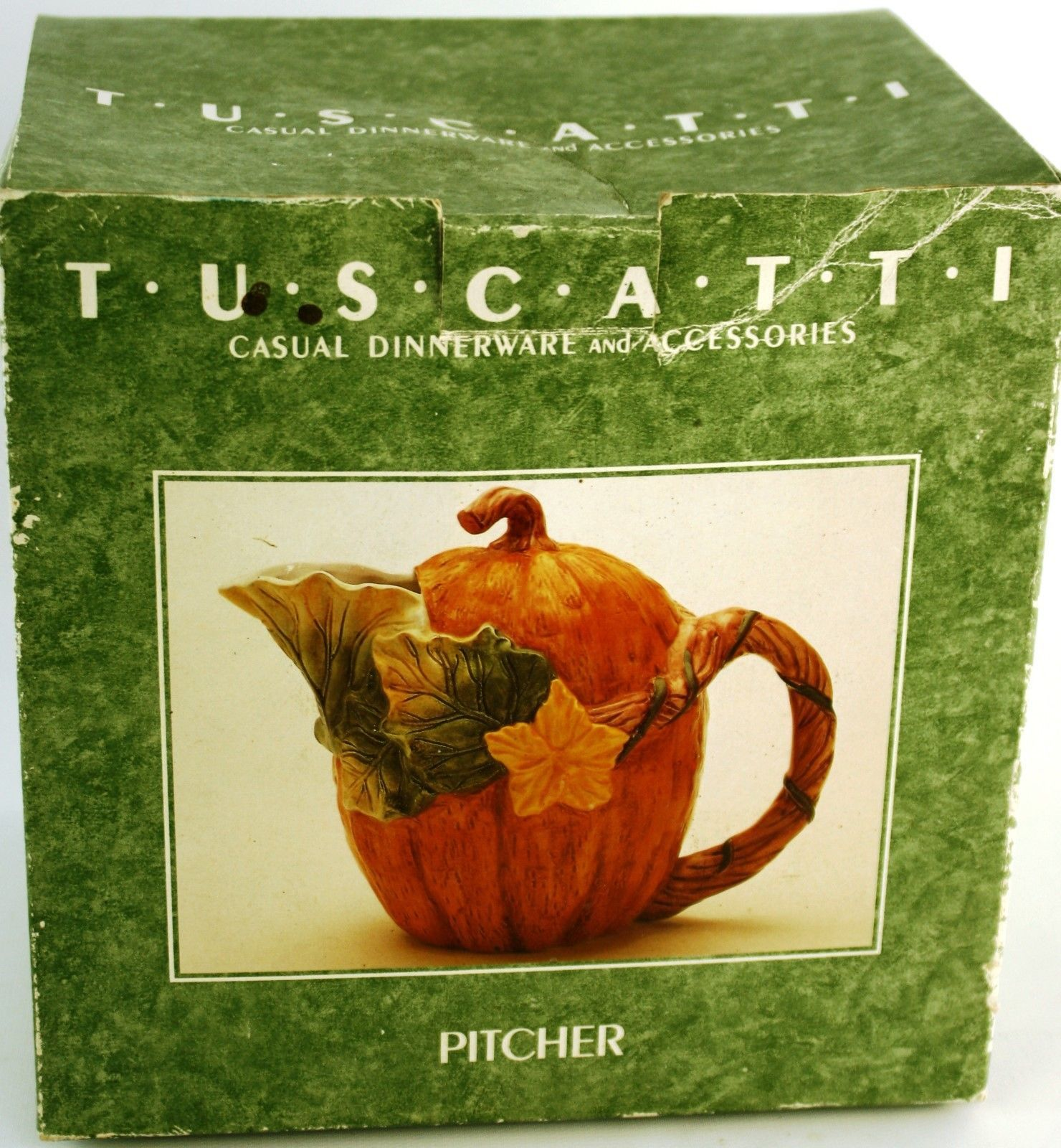 Primary image for Tusaciti Pumpkin Pitcher