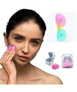 Silicone Oval Blackhead Remover Facial Brush Cleansing Pad Makeup Tool - $9.75
