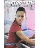 Star Trek Kelvin Timeline Comic Book #49 Subscription Cover IDW 2015 NEW... - $3.99