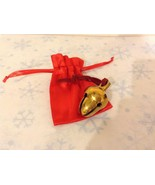 Polar Brass Acorn Two Chamber tone sleigh Bell express fm elf works lane... - $14.84