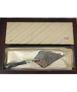 Vintage Cake Knife With Sterling Handle  Only/  Italy - $23.38