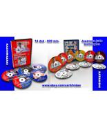Judo collection:Hiroshi Katanishi 10DVD + 5 DVD Katsuhiko Kashiwazaki 82... - $36.45