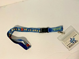 Universal Despicable ME Minions Lanyard with Plastic Ticket Holder - $9.49