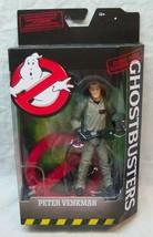 Classic Ghostbusters Peter Venkman Posable Action Figure Toy Mattel New - $19.80