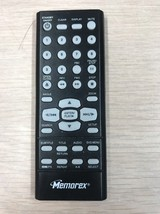 Memorex DVD Player Remote Control Tested And Cleaned                        (P9)