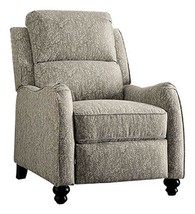 Homelegance Howth Push Back Recliner Chair, Gray - $574.07