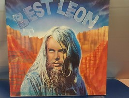 Leon Russell Best Of Leon Record Lp Stereo SRL-52004 1976 - £3.06 GBP
