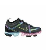 Nike Air VaporMax 2019' Shoes Dark Smoke Grey-Black CT9638-001 youth wom... - $119.99