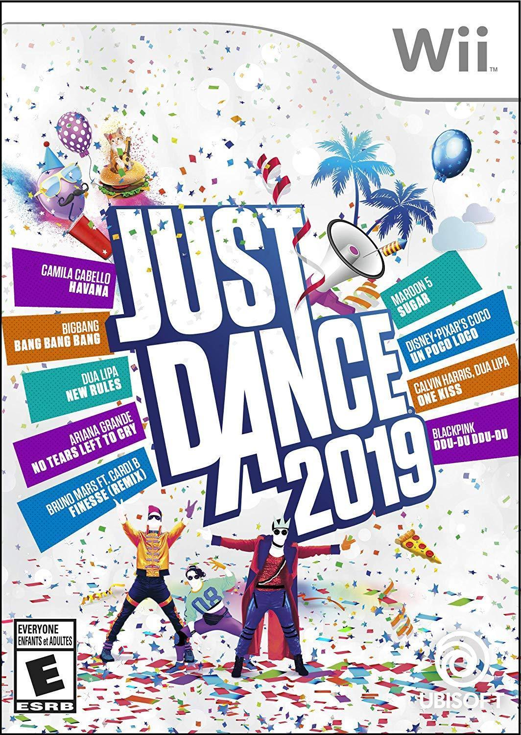 Just Dance 2019 - Nintendo Wii [New]
