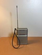 Vintage Realistic Crystal Controlled Hand-held Weatheradio (Radio Shack) image 4