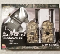U.S. Army Kids Walkie Talkie & Binocular Set  - $29.69
