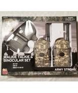 U.S. Army Kids Walkie Talkie & Binocular Set  - $29.69