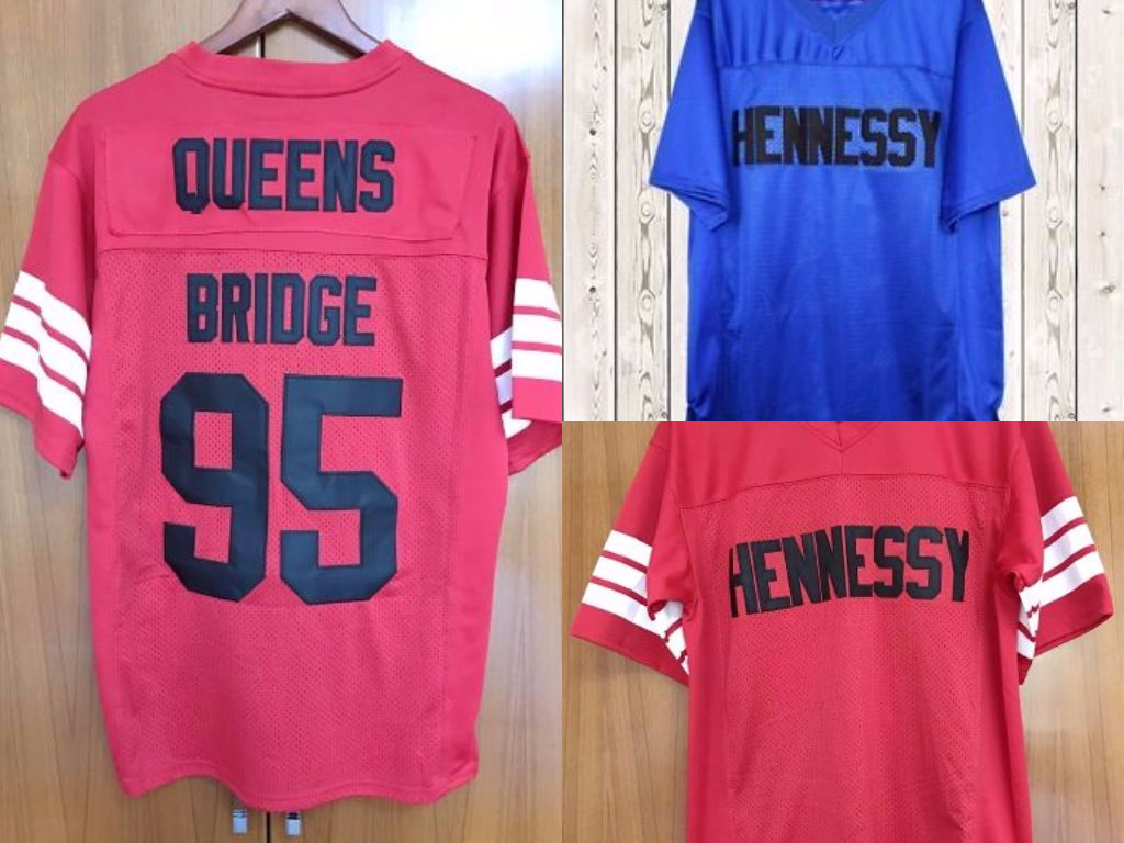 65e76c0c6 Prodigy #95 Hennessy Queens Bridge Football and 50 similar items