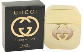 Gucci Guilty Eau Perfume 2.5 Oz Eau De Toilette Spray image 2