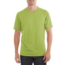 WOOLRICH Short Sleeve Riverside Tee Pear Green Men's Sz L-XXL NWT MSRP$35 - $22.96