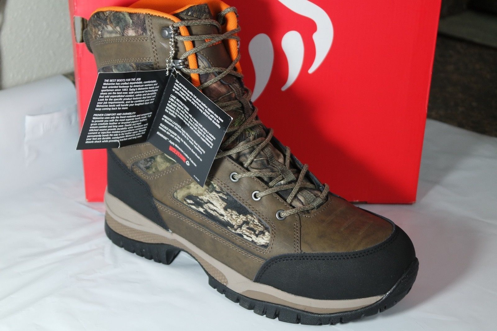 68a52373c3f Wolverine Rocket Hi Men's Outdoor Camouflage and 50 similar items