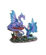 Pacific Giftware PT Amy Brown Art Original Collection Companion Dragon w... - $69.29