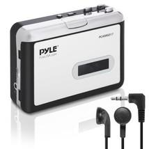 Pyle PCASRSD17 Cassette Tape to MP3 Converter Recorder - Tape Audio Digi... - $39.99