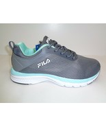 Fila Size 8 MEMORY OUTREACH Grey Running Athletic Sneakers New Womens Shoes - $88.11