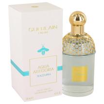 Guerlain Aqua Allegoria Teazzurra Perfume 4.2 Oz Eau De Toilette Spray image 4