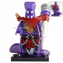 6pcs/set Chop'rai the Anacondrai Tribe Ninjago Ninja DB X Minifigures Toy Gift  - $19.99