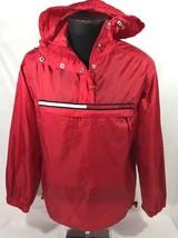 VTG Tommy Hilfiger Jacket Windbreaker 90s Flag Pullover Sailing Jeans Sm... - $119.99