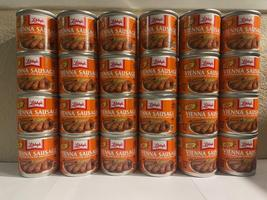 24 Libby's Vienna Sausage in Barbecue Sauce 4.6 oz - $28.88