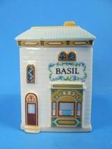 Lenox SPICE VILLAGE Basil Spice Jar - £7.89 GBP