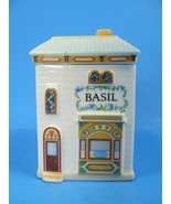 Lenox SPICE VILLAGE Basil Spice Jar - $9.69