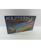 MASTERMIND The Challening Game Of Logic & Deduction By Pressman (2002) - $29.69