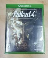 Fallout 4 (Microsoft Xbox One, 2015) - £11.45 GBP