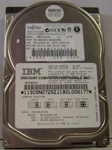 Fujitsu MPE3204AH 20GB 3.5 inch IDE Drive Tested Free USA Ship Our Drives Work