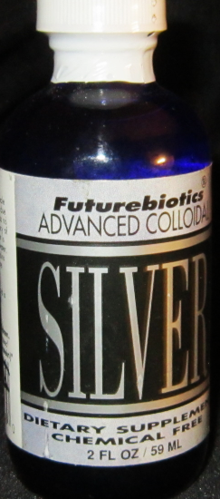 ADVANCED COLLOIDAL SILVER (2K FLUID OUNCES LIQUID) MSRP $16.99  image 6