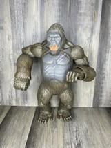 "King Kong Poseable Action Figure Skull Island 2016 18"" Lanard Toys Large - $51.43"