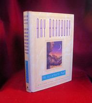 Ray Bradbury THE ILLUSTRATED MAN signed, dated copy, mint collectible co... - $294.00