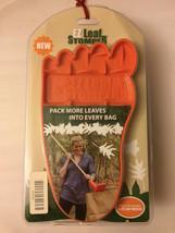 EZ Lawn and Garden Leaf Stomper, 10-Inch, Orange - $23.61