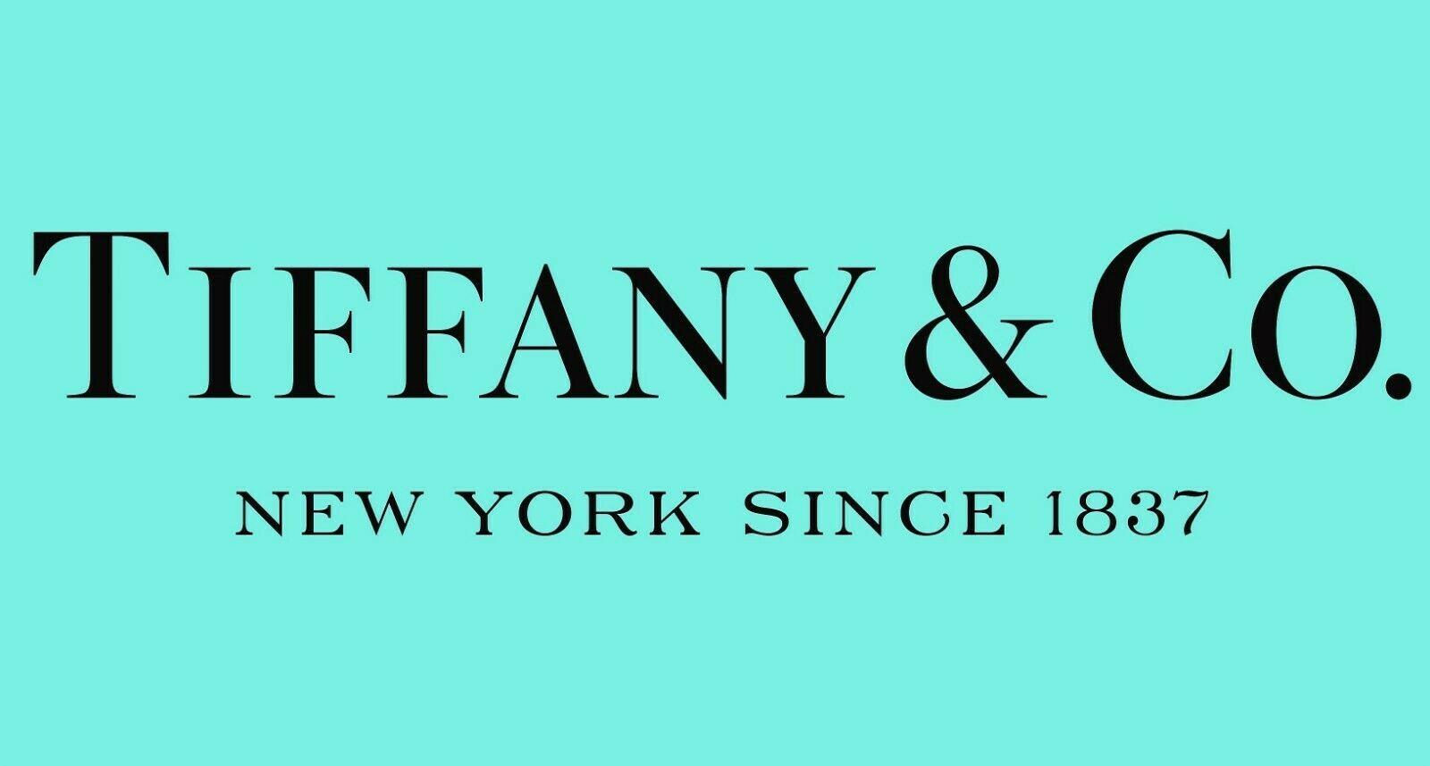 "1 (One) TIFFANY & CO METROPOLIS Crystal 4"" Bowl Square - Signed image 5"
