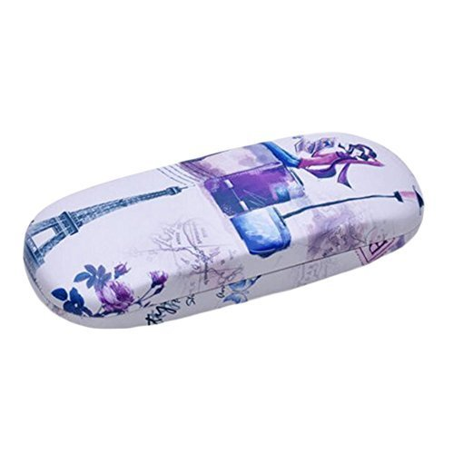 Creative Glasses Case Eyeglass Holder Fashion Student Glass Box-A2