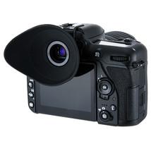 Camera Eyepiece Soft Viewfinder for NIKON D5600 D5500 D5300 D3400 D3300 ... - $18.56
