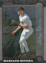 1999 Bowman Chrome International #58 Mariano Rivera Yankees Free Shipping - $3.99