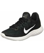WOMEN'S NIKE LUNAR SKYELUX RUNNING SHOES BLACK / WHITE 855810 001 Multiple Sizes - $29.99