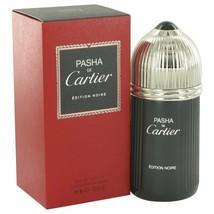 Pasha De Cartier Noire By Cartier For Men *NIB* Pick Your Option - $33.99+