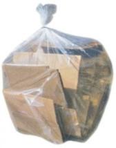 Toughbag Clear Trash Bags, 65 Gallon Garbage Bags (50) - $33.17