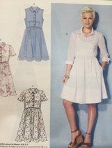 McCalls Sewing Pattern 7314 Ladies Misses Dresses Size 14-22 New - $19.75