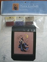 "NC222 ""RAVEN"" NORA CORBETT XSTITCH CHART WITH EMBELLISHMENT PACK - $19.79"
