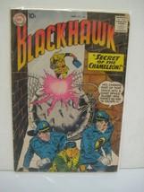 blackhawk #144 vg-fine condition, dc comic book 1960 - $20.24