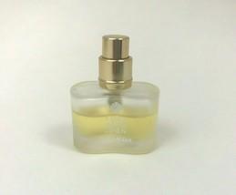 Vintage Estee Lauder Pure White Linen Eau De Parfum Spray .14 oz  70% Full Mini - $19.79